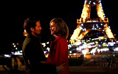 Marriott Hotels Premieres Trailer for the Short Film - French Kiss - Starring Tyler Ritter - Shot in Paris, Film Marks Second Original Film Production from the Marriott Content Studio