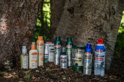According to the CDC, EPA-registered insect repellents containing DEET, IR3535(R), and Oil of Lemon, like those from Coleman(R) Insect Repellents, help protect you and your family from mosquitoes that may carry the Zika virus.