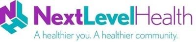 NextLevel Health Logo.