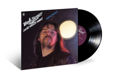 Capitol Records recording artist Bob Seger's classic album, Night Moves, makes its debut on 180-gram vinyl on June 16, 2015.