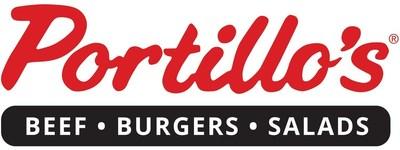Portillos Hot Dog Logo