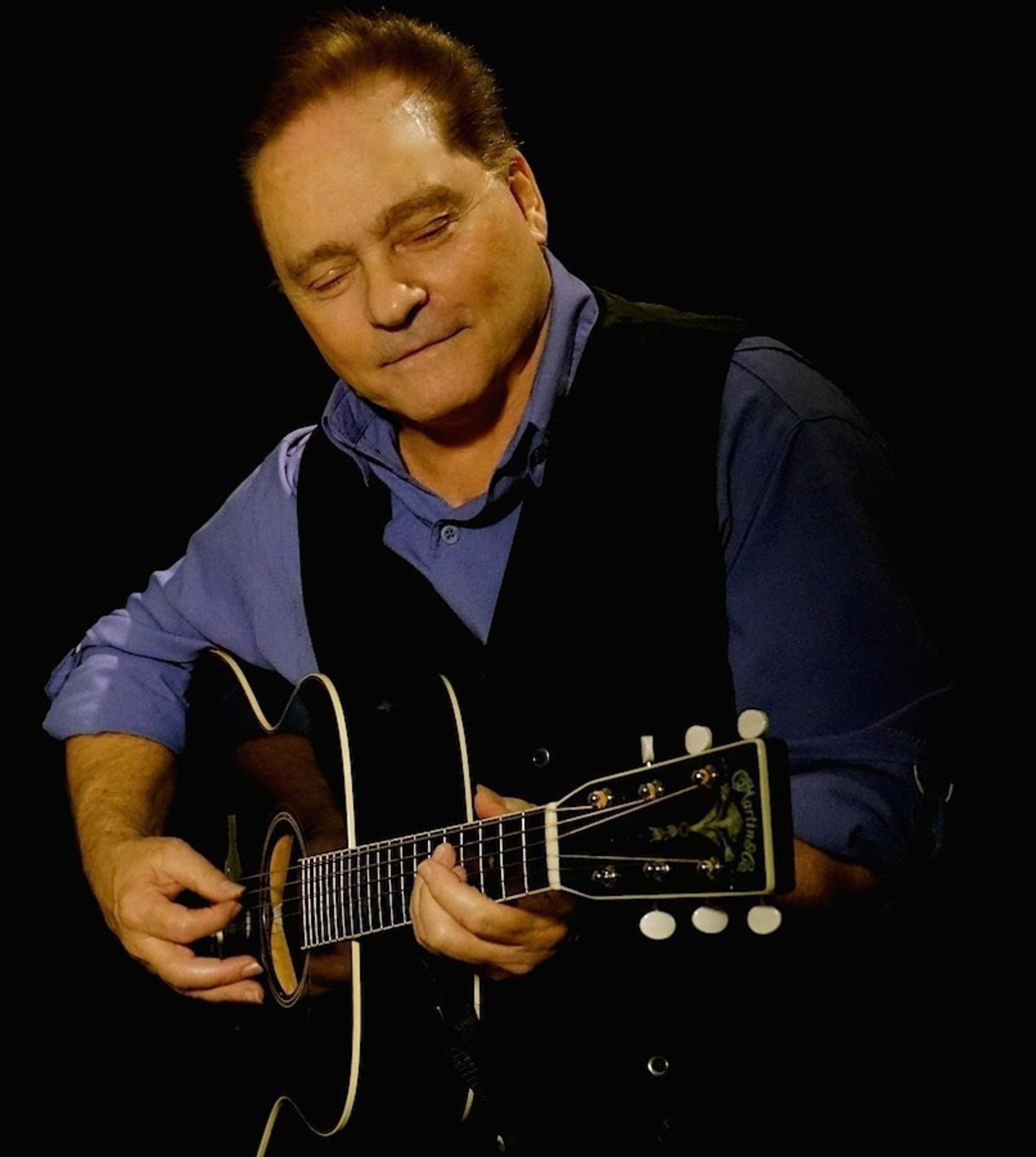 Marty Balin, founding member of Jefferson Airplane.