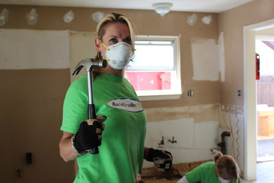 AutoTrader.com employees to rehab Habitat for Humanity Home in Royal Oak, Mich.