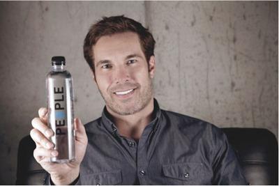 Ken Bretschneider, CEO of People Water Inc.  (PRNewsFoto/People Water Inc.)