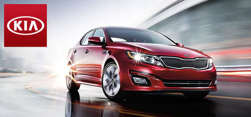 Sales numbers show that the 2014 Kia Optima remains the manufacturer's top-selling sedan.  (PRNewsFoto/Briggs Auto Group)
