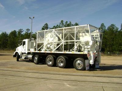 Cable Pulling Unit for W. A. Chester LLC.  (PRNewsFoto/Power Dynamics LLC)