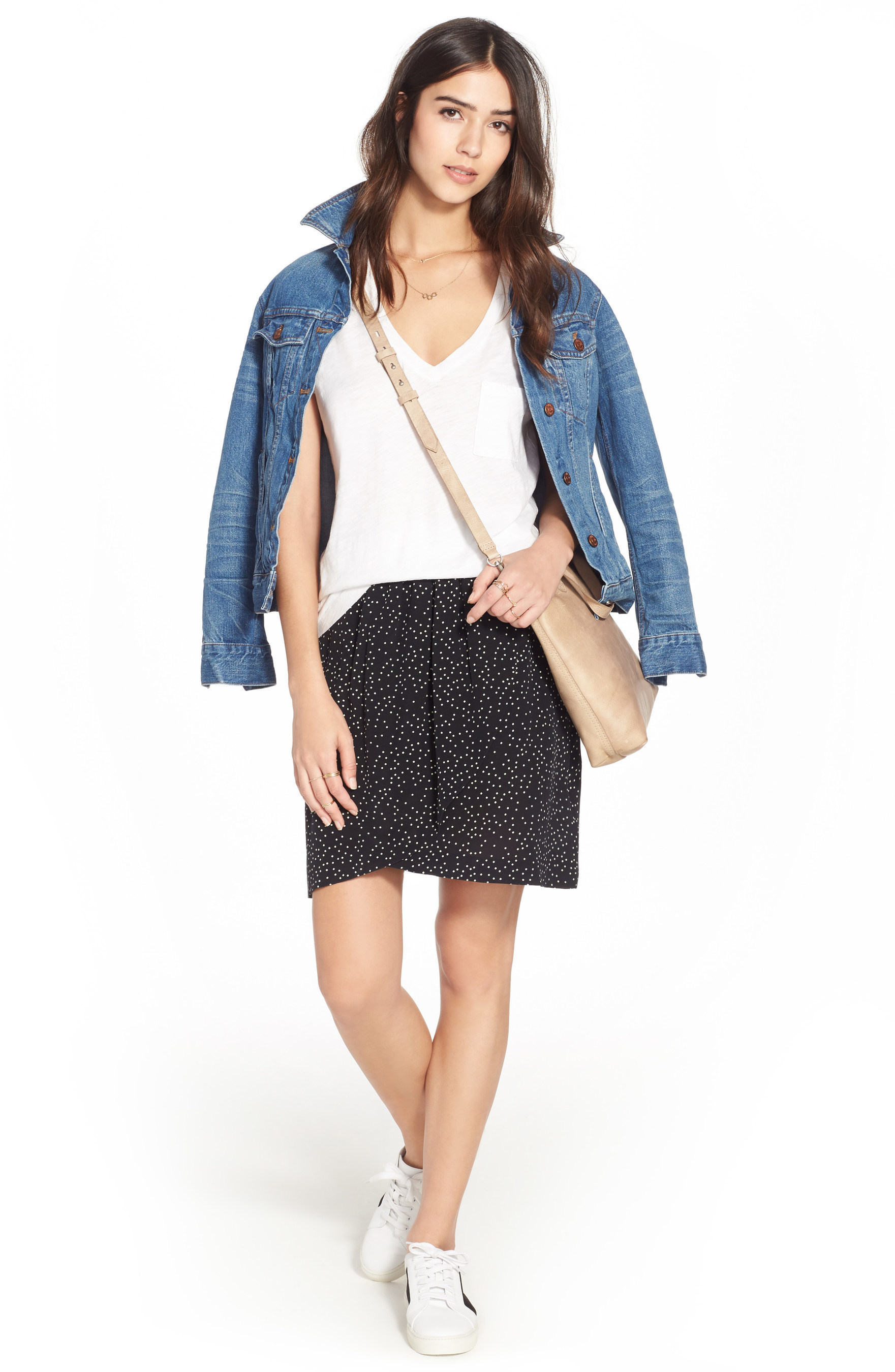 Signs Madewell Distribution Deal with Nordstrom video