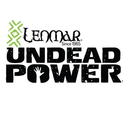Go From Dead, To UNDEAD POWER.  www.undeadpower.com.  (PRNewsFoto/Lenmar Enterprises, Inc.)