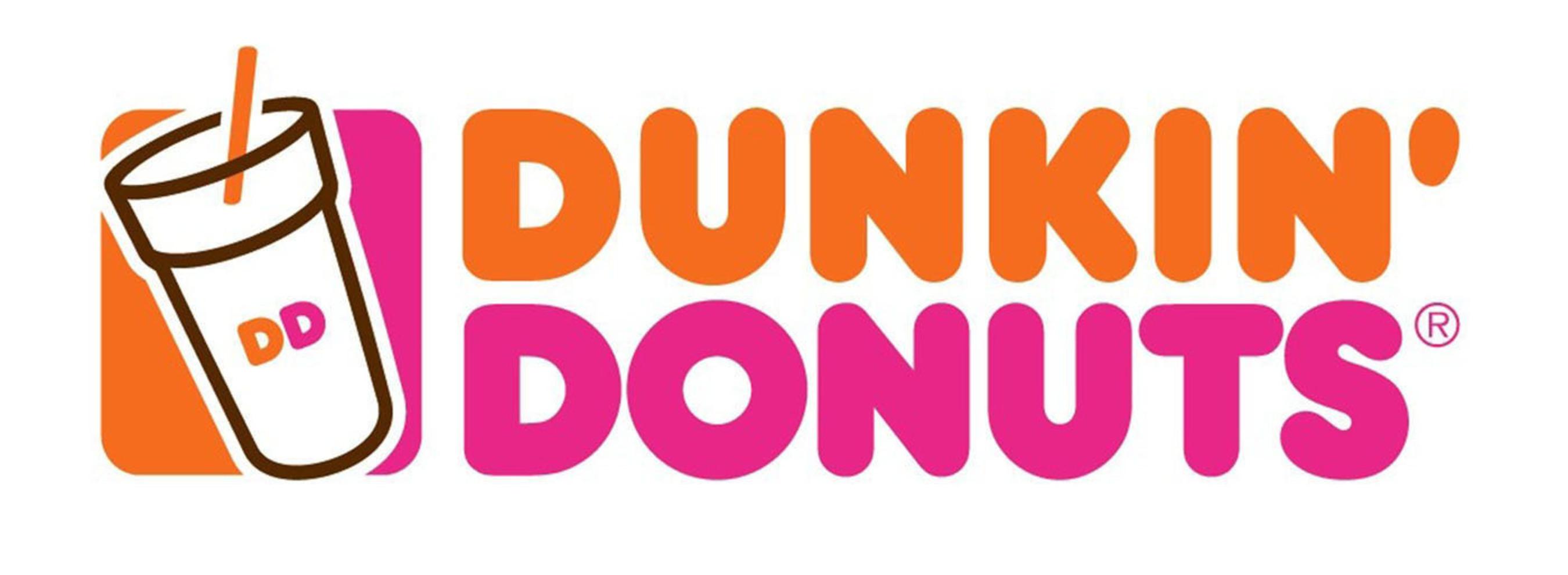 Dunkin' Donuts Cold logo.