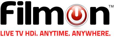 FilmOn Live Internet Television.  (PRNewsFoto/FilmOn.com PLC)