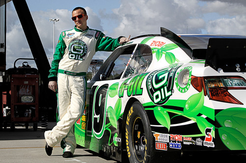 NASCAR Gets Greener: G-Oil Joins With Tayler Malsam, TriStar for 2012 Nationwide Series
