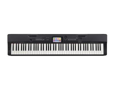 Casio's New Compact Grand Piano(tm) - the CGP-700