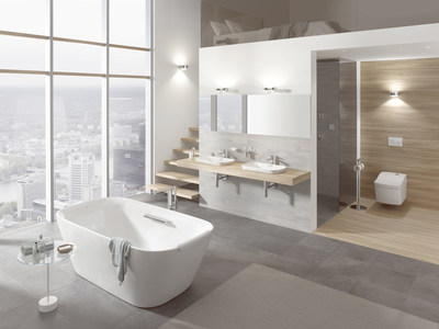 TOTO flagship NEOREST Suite is the most intuitive, design-forward collection of products available for the whole bathroom, representing a perfect marriage of innovation, elegant design, superior technology, flawless performance, and extraordinary comfort.