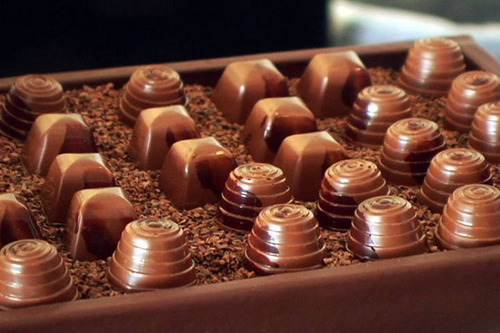 Top Chocolates in North America Awards.  (PRNewsFoto/TasteTV)
