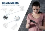 Bosch MEMS enabling the IoT (PRNewsFoto/Bosch Sensortec)