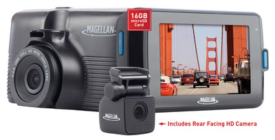 Magellan's new 2016 line of MiVue DashCam devices packed with great features that meet the needs of every user.