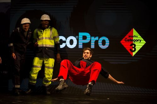Safety & Health Live! showcase at Safety & Health Expo, London ExCeL, Jun 17-19, 2014