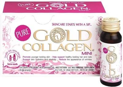 Pure Gold Collagen Mini, 10-day program