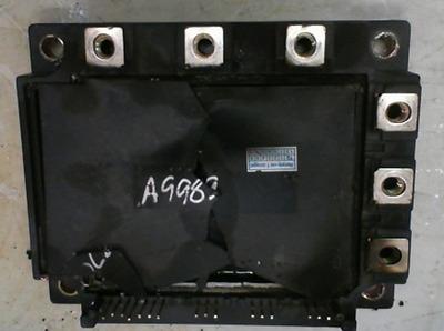 Blown IGBT Component. (PRNewsFoto/ACS Industrial Services) (PRNewsFoto/ACS INDUSTRIAL SERVICES)