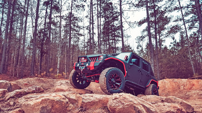 SCA Performance Jeep JK-Z1