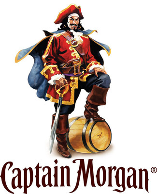 Captain Morgan Logo.  (PRNewsFoto/Captain Morgan)