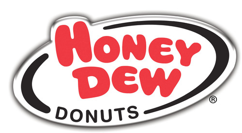 Logo.  (PRNewsFoto/Honey Dew Donuts)