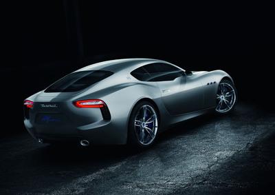 Maserati Alfieri Concept at Geneva www.maserati.com
