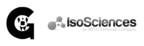 Golden West Biologicals, Inc. and IsoSciences, LLC logos (PRNewsFoto/Golden West Biologicals, Inc.)