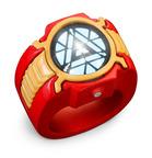 Marvel Iron Man 3 Arc Reactor Ring from ThinkGeek.  (PRNewsFoto/Geeknet, Inc.)