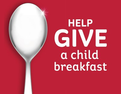 As part of this year's program, Kellogg's will donate 1 percent of sales for every specially marked box of Kellogg's cereal sold in 2016. Families can also donate directly to Kelloggs.com/give to help expand school breakfast programs across the US.