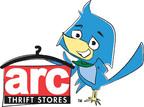 arc Thrift Stores logo.  (PRNewsFoto/Arc Thrift Stores)
