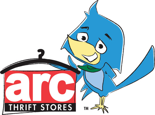 arc Thrift Stores logo.  (PRNewsFoto/Arc Thrift Stores)