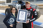 GUINNESS WORLD RECORDS(R) title holder for Fastest Monster Truck, Raminator. (PRNewsFoto/Fiat Chrysler Automobiles (FCA))