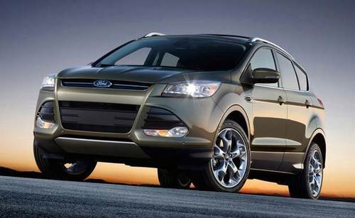 With its impressive fuel efficiency and well-appointed cabin, the 2014 Ford Escape is the ideal vacation vehicle. The 2014 Ford Escape is now available at Harbin Automotive in Scottsboro, Ala. (PRNewsFoto/Harbin Automotive)