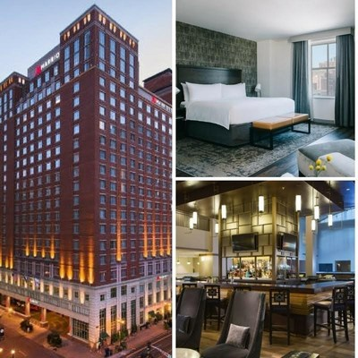 Marriott St. Louis Grand in downtown will be offering 15 percent off of accommodations for the holiday season when travelers book between 12:01 a.m. EST Nov. 25 to 11:59 p.m. EST Nov. 28, 2016. The special Cyber Weekend Sale allows stays from Dec. 9, 2016 to Jan. 16, 2017. For information, visit www.marriott.com/STLMG or call 1-314-621-9600.