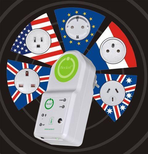 Neueste Technologie aus Finnland - die GSM-Schaltsteckdose - gehört  in jedes Haus!