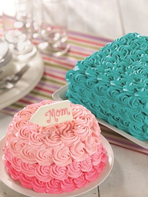 Baskin-Robbins Is Celebrating Moms Nationwide With May Flavor Of The Month, Mom's Makin' Cookies(TM), And Lineup Of Elegant Ice Cream Cakes
