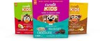 New Curate(TM) Kids Combines Wholesome Ingredients and Kid-Friendly Flavors to Help Parents Win Snack-time