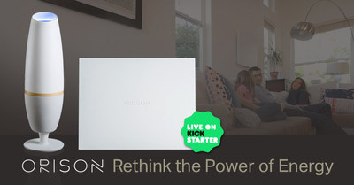 Orison plug-and-play energy storage powers homes and businesses to reduce energy costs, provide backup energy during blackouts, and contribute to a clean energy future.