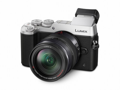 New 20.3-Megapixel LUMIX DMC-GX8 with Dual I.S. (Image Stabilizer)