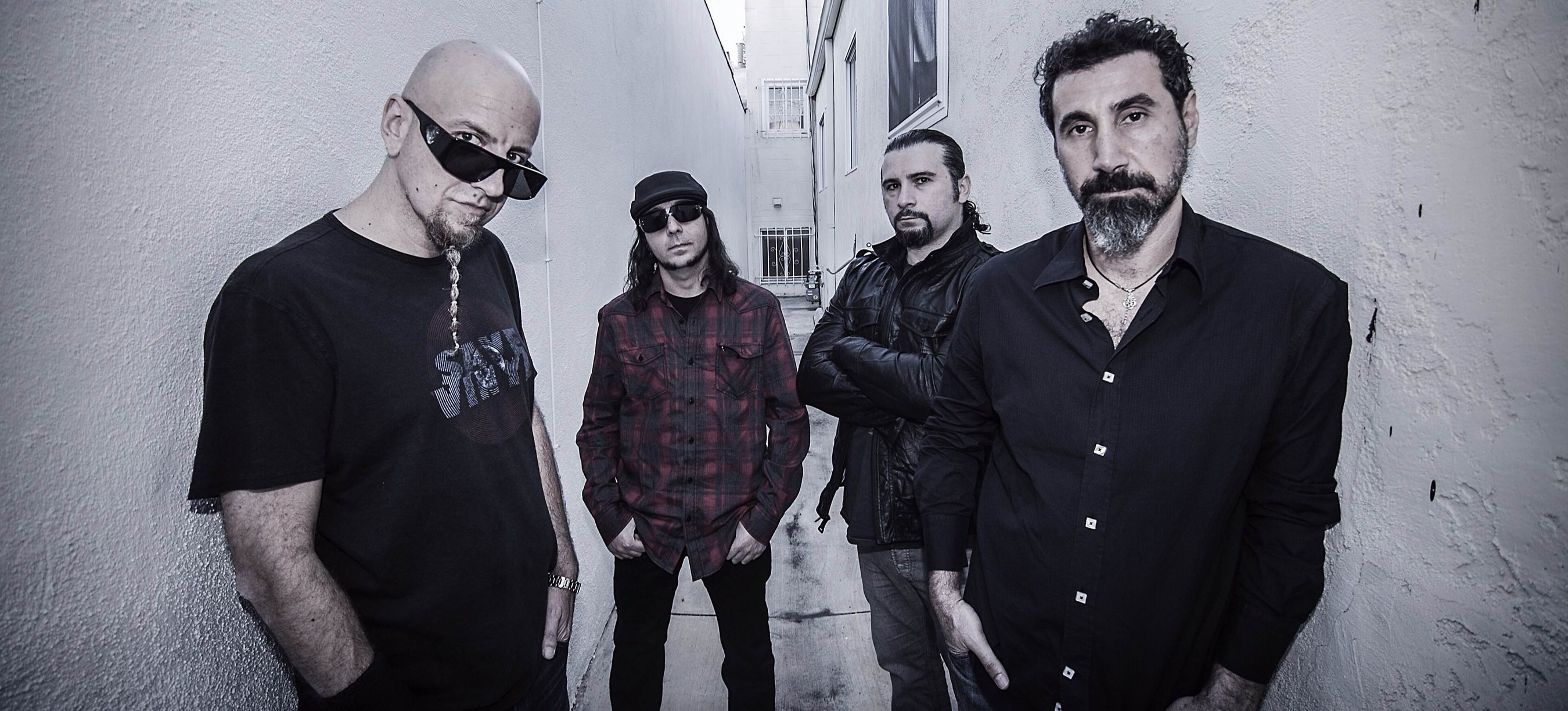 Grammy Winning Band System Of A Down To Commemorate 100th Anniversary Of Armenian Genocide With World Tour