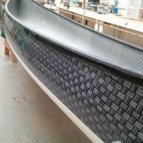 Swift Makes Lightweight Canoes Built with TeXtreme®