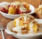 Olive Garden Spaghetti Pie Array