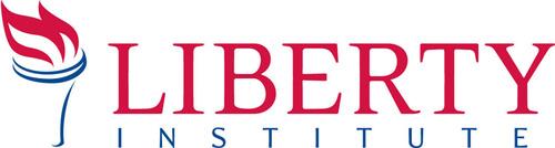 Liberty Institute logo. (PRNewsFoto/Liberty Institute) (PRNewsFoto/)