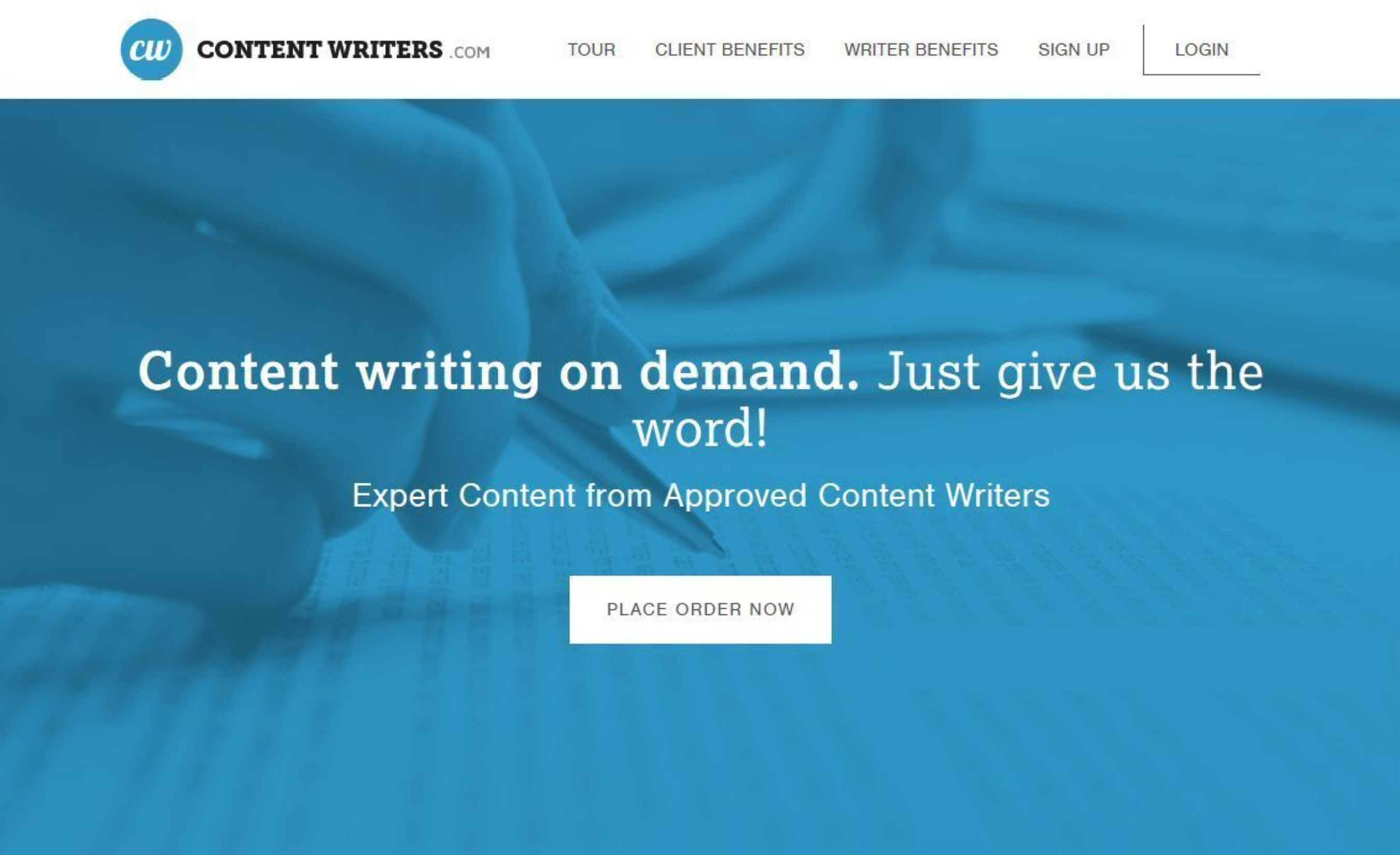 ContentWriters Builds Elite U.S.-Based Writing Team to Support High-Quality Content Demand