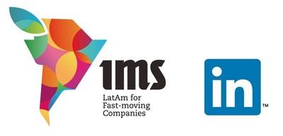LinkedIn e IMS Internet Media Services anuncian alianza comercial en Latinoamerica (PRNewsFoto/IMS)