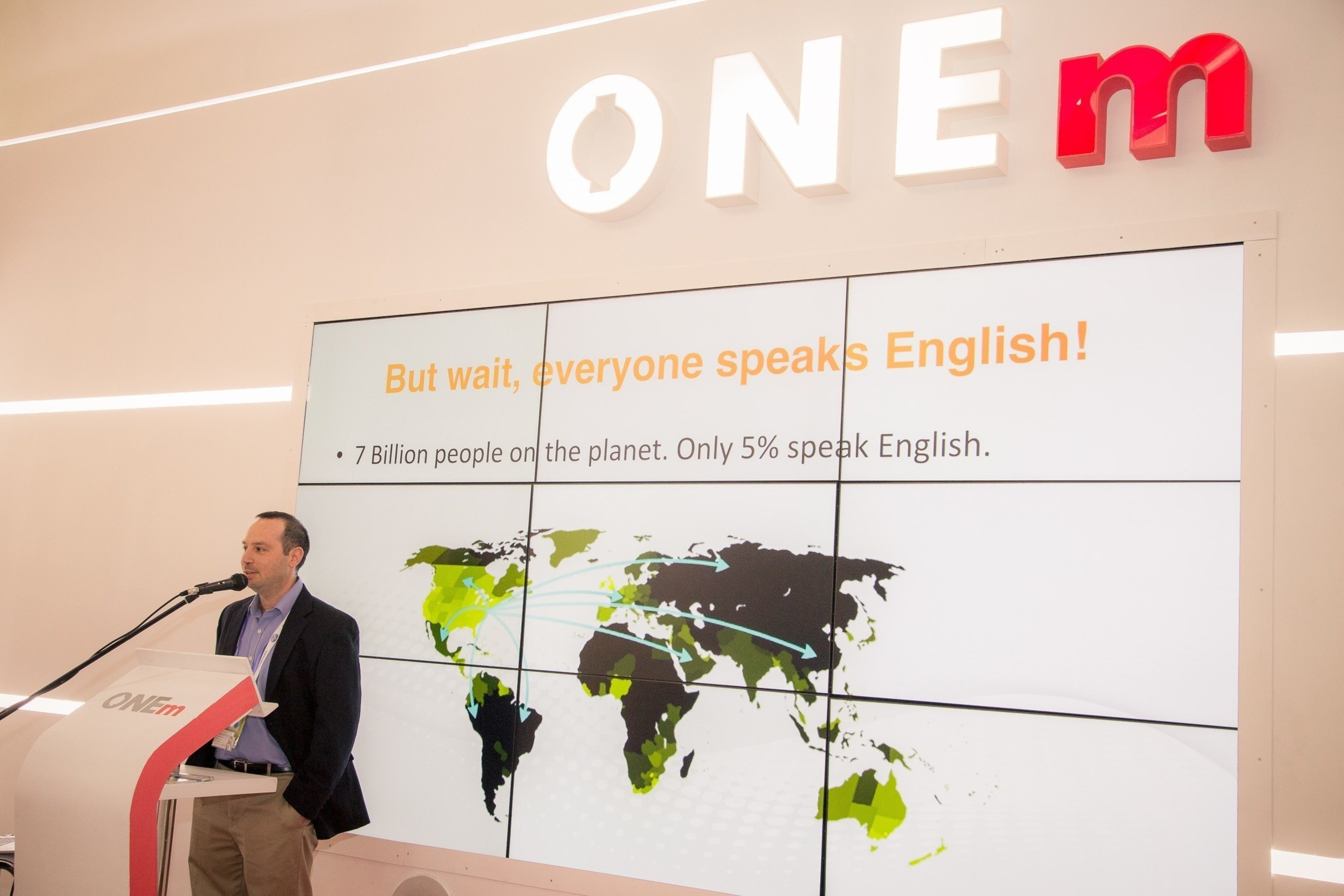 ONEm Partners with Lexifone to provide Real-Time Translation Service through Mobile Operators