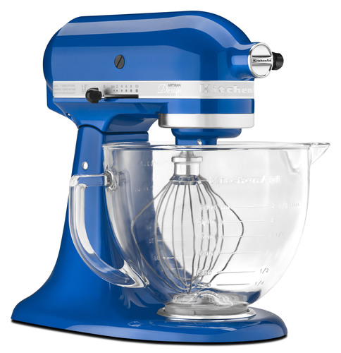 KitchenAid Introduces Newest Eye Candy: Artisan Design Stand Mixer Collection
