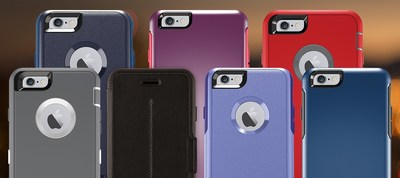OtterBox cases are made for every individual, from the trim Symmetry Series to the rugged Defender Series. Available now for iPhone 6s and iPhone 6s Plus.
