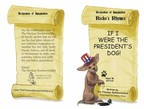 """If I Were The President's Dog!"" by The Fabulous Bookwormzillas"